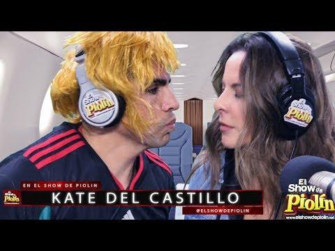 Kate del Castillo Besa a Piolin