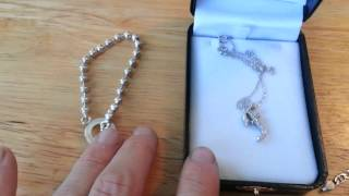 Awesome Garage Sale Haul! Silver and Gold Jewelry. Coins. Gucci Bracelet #12 (part1)
