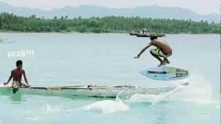CUT THE CRAP! A short skimboarding video feat. bayogyog