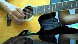 Con đường tình yêu - Lam Trường @@ guitar cover