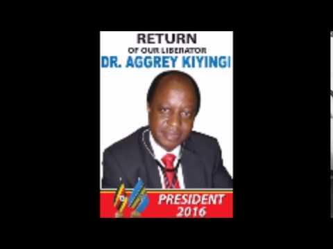 Dr Aggrey Kiyingi on Voice Of Uganda Radio 4 25 2015