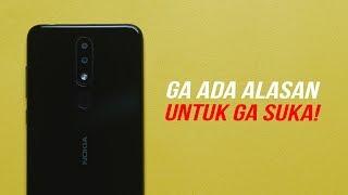 Saya suka sama Hape ini! // Review Nokia 5.1 Plus