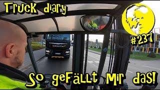 So gefällt mir das! / Truck diary #237
