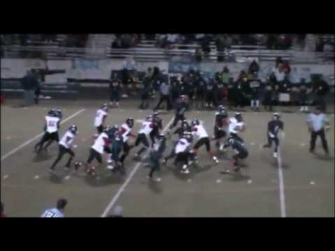 DJ Hinton Football Highlights