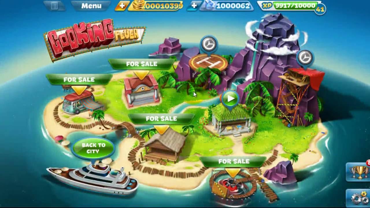 Paradise Island  Update
