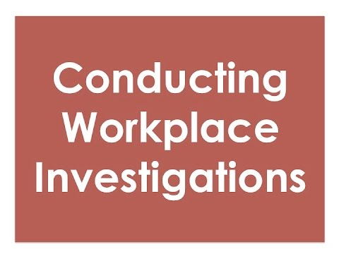 Conducting Legally Compliant Workplace Investigations | hrsimple.com
