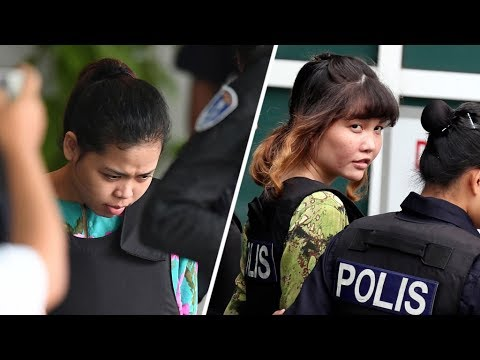 Jong-nam murder trial visits chemistry lab to view tainted clothes