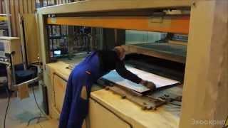 Производство акриловых вкладышей(Узнайте, как изготавливаются фирменные акриловые вкладыши в ванну на заводе ИСКомп. Установка оригинальны..., 2015-04-16T17:18:39.000Z)