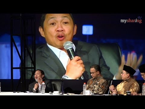 Kritik tajam Anis Matta ke Rezim Jokowi di ILF: Mobil Besar, Lambat, Supirnya Tak Tahu Arah: