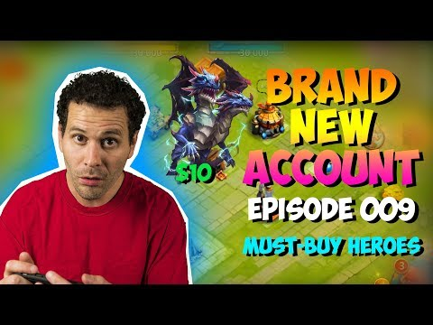 NEW ACCOUNT Episode 9: MUST-BUY Heroes!