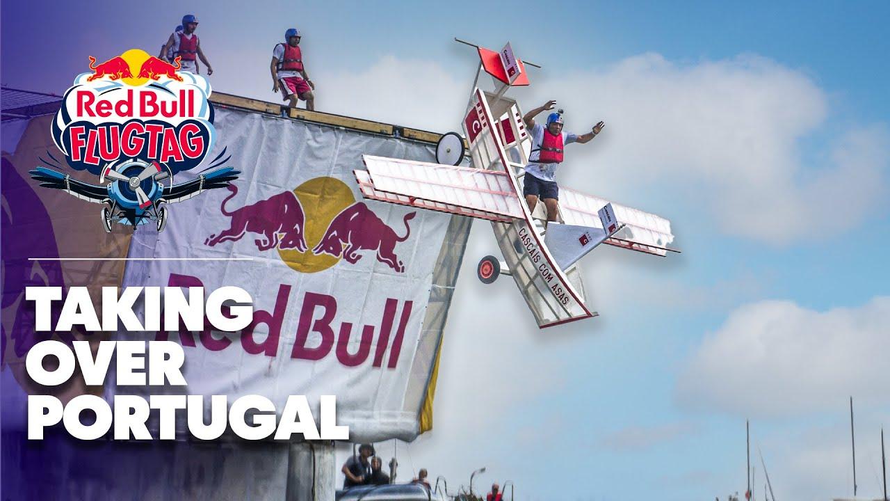 bull flying machine