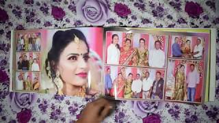 Indian Wedding Album  12x 36 Size By Rajesh Photography