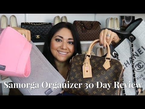 Samorga Organizer 30 Day Review | Minks4All
