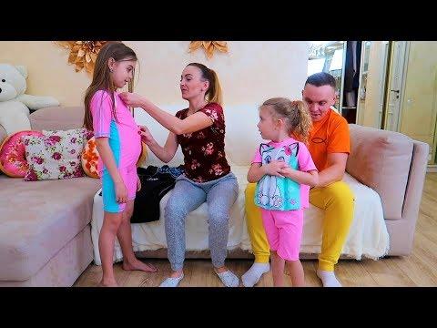 Mamica A Cumparat COSTUME MAGICE | Unde Au DISPARUT Jasmina Si Melissa?