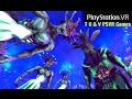 List of All PlayStation VR Games Showing T U & V PSVR Games