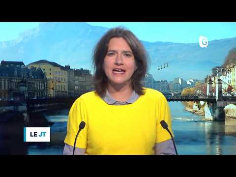 Reportage de TV Grenoble pour le lancement du ticket par SMS