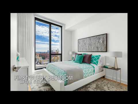 Home Staging: Manhattan - Sun-drenched 3B 2.5BA Penthouse Condo in Gramercy Park!!