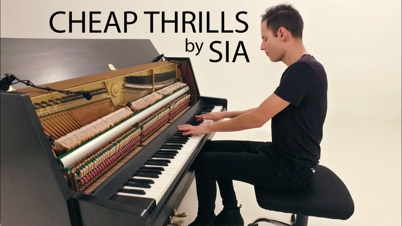 sia-cheap-thrills-piano-cover-peter-bence-peter-bence