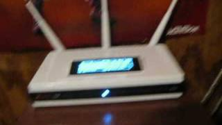 my dlink dir 855 and my dgl 4500 both routers are great filmed april 19 2009 2 48 a m