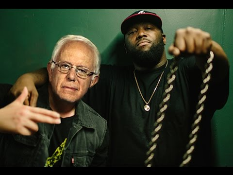 Killer Mike Rocks Bernie Sanders Rally