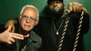 Killer Mike Rocks Bernie Sanders Rally