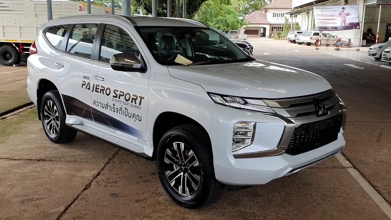 Mitsubishi Pajero Sport 2020 คุ้มค่าที่รอคอย