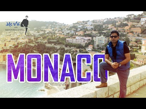 Monaco-The playground of the Rich & Famous । মোনাকো- ধনীদের খেলাঘর