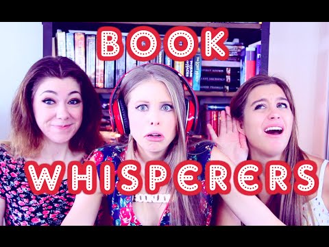BOOK WHISPERING CHALLENGE