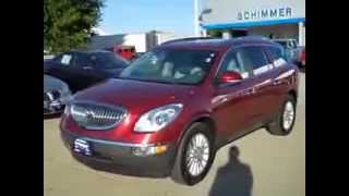 2010 Buick Enclave CXL Walk Around Review - Stock # 446001 - Schimmer GM