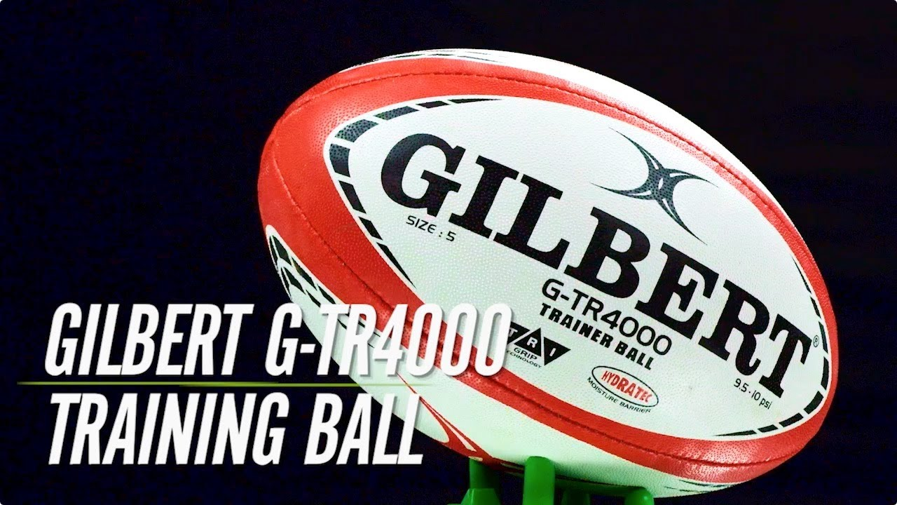 Download GILBERT G-TR4000 TRAINING RUGBY BALL