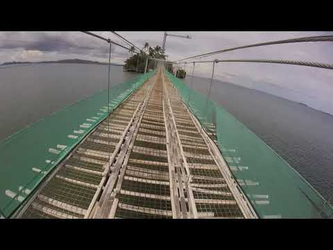 Bacuag Hanging Bridge - Octopus Islet Adventure