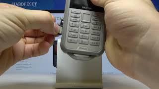 Как вставить Сим-карту и карту SD в телефон Nokia 800 Tough — Начальная настройка
