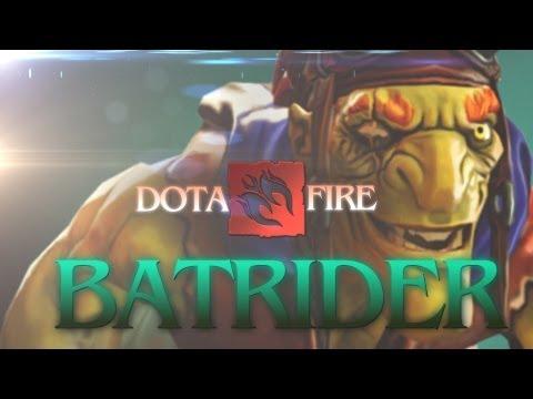DOTAFIRE - The Batrider Guide with Heazle