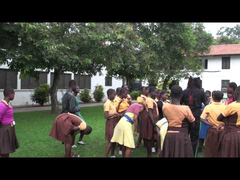 CofA Afrikan Combat Capoeira Self-Defense Training for Girls