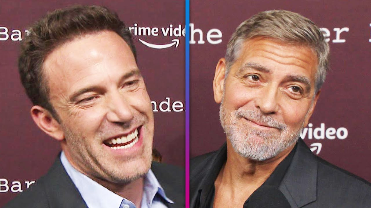 George Clooney REVEALS Why He Won't Work On Screen With Pal Ben Affleck (Exclusive)