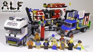 Lego Creator 10244 Fairground Mixer / Jahrmarkt Fahrgeschäft - Lego Speed Build Review