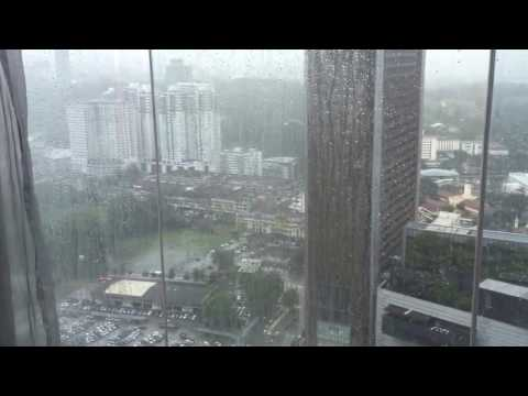 Hotel Review: Executive Room at the Hilton Kuala Lumpur KL Sentral Malaysia