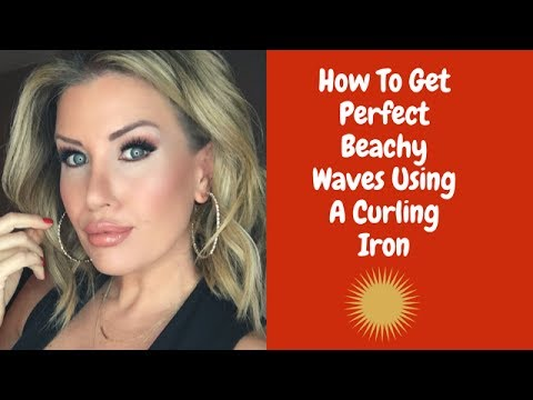 How To Hair Beachy Waves Made Easy Hairstyles For Women Over