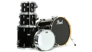 Pearl Vision Birch VBL 5-piece Drum Kit Review - Sweetwater Sound