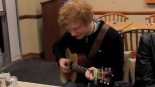 Ed Sheeran, Evian (All My Life cover)
