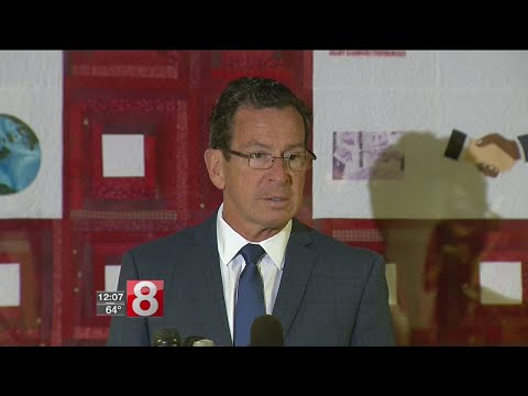 Malloy urges Connecticut to prepare for Hurricane Irma