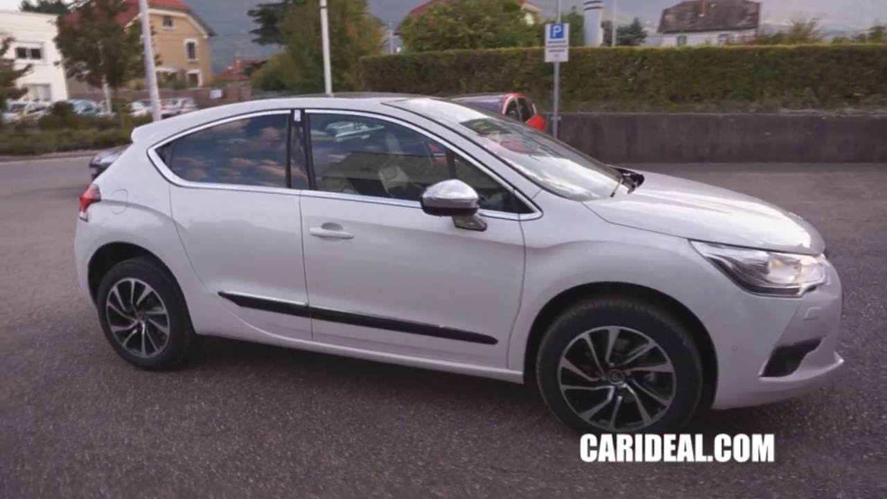 achat citroen ds4 hdi 160 electro shot carideal mandataire auto chambery youtube. Black Bedroom Furniture Sets. Home Design Ideas