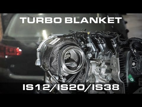 CTS Turbo IS12 / IS20 / IS38 Turbo Blanket