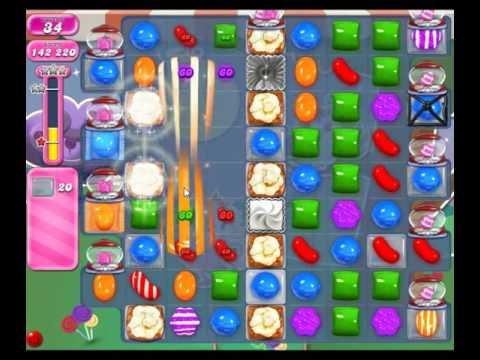 Candy Crush Saga Level 2346 - NO BOOSTERS