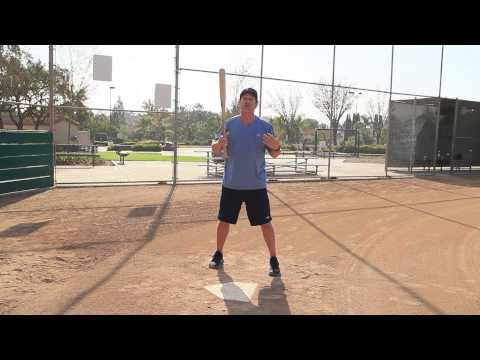 How To Hit A Baseball - Pulling the ball and hitting to opposite field