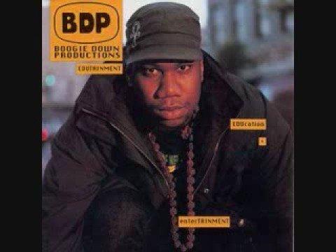 """BDP """"Edutainment"""" Edutainment 1990"""