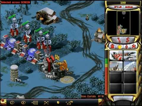 Let's Play Command & Conquer: Red Alert 2 - Soviets Mission 11