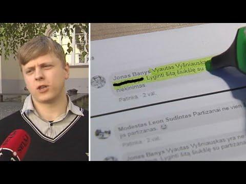 Po kalbos iš Seimo tribūnos studentas šiurkščiai išvadintas R. Karbauskio pakaliku