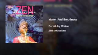 Matter And Emptiness
