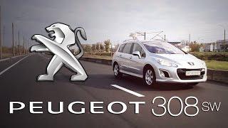 Обзор Peugeot 308 SW